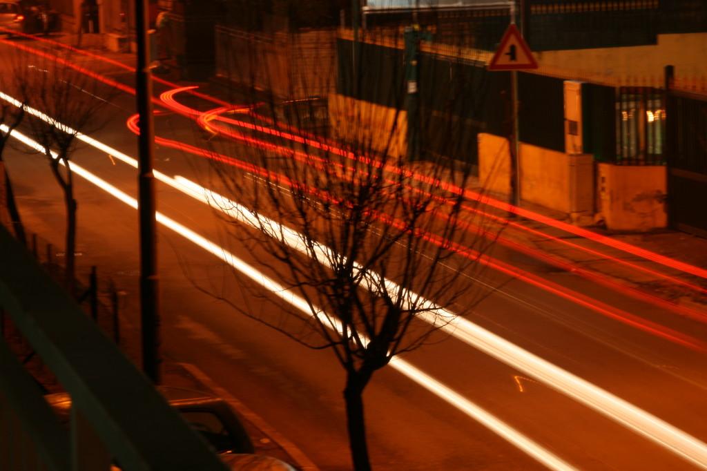 scie serali di periferia